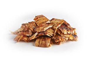shawarma-topping